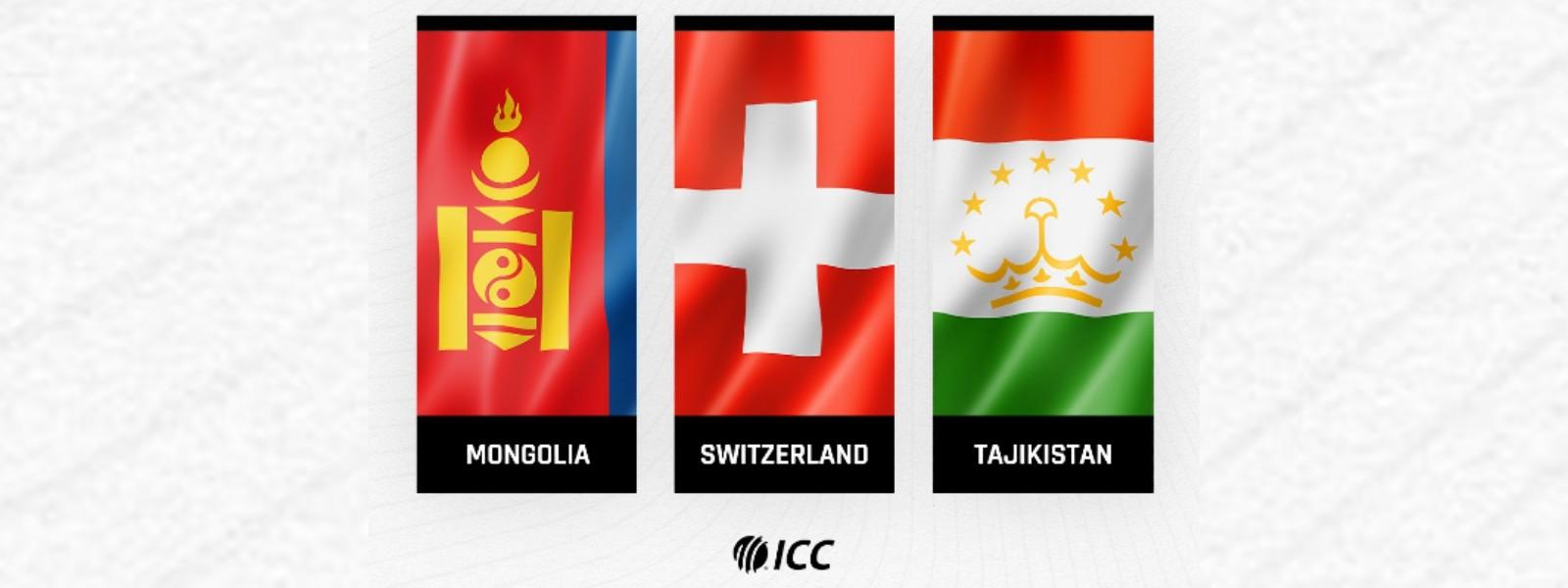තවත් රටවල් 03කට ICC සාමාජිකත්වය හිමිවෙයි