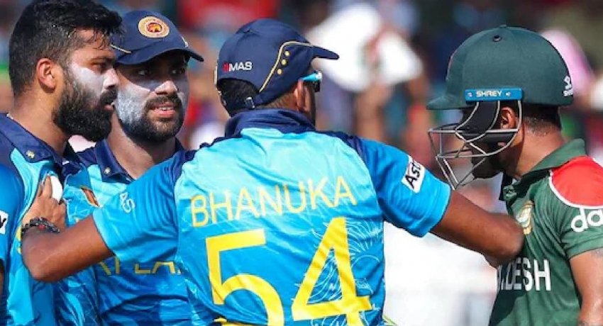 T20 World Cup: ලහිරු කුමාරට හා ලිටන් ඩාස්ට ICCයෙන් දඩ
