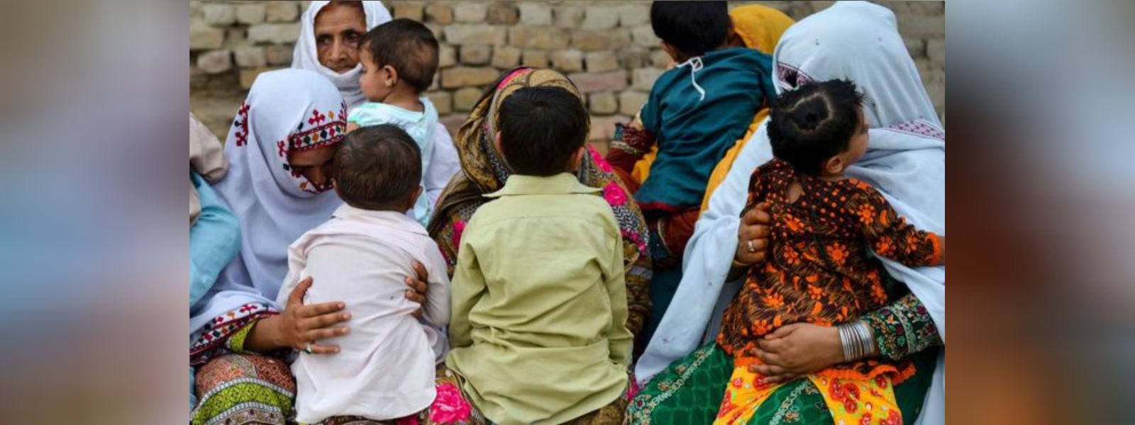 பாகிஸ்தானில் அநேகமான சிறுவர்களுக்கு HIV தொற்று