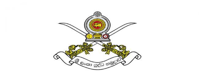 இராணுவத்தின் சிரேஷ்ட அதிகாரிகள் 38 பேருக்கு பதவி உயர்வு