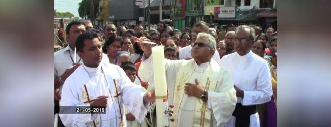ஈஸ்டர் தாக்குதல்களில் உயிர்நீத்தவர்களுக்கு நாடளாவிய ரீதியில் அஞ்சலி