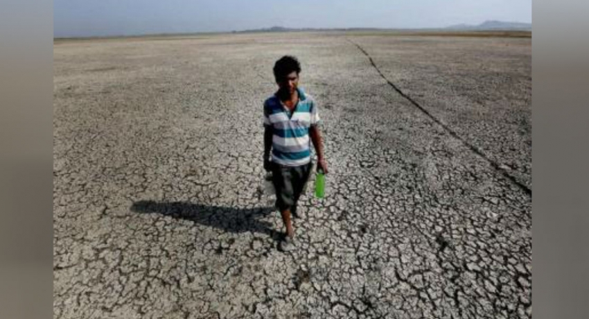 இந்தியாவில் கடும் வெப்பம்; 92 பேர் உயிரிழப்பு