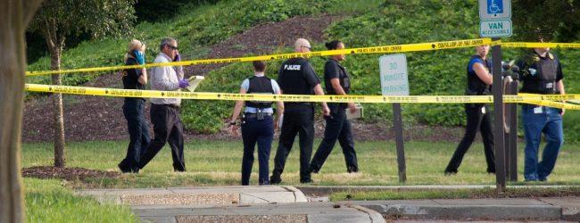 அமெரிக்காவின் வெர்ஜினியாவில் துப்பாக்கிச்சூட்டில் 11 பேர் பலி