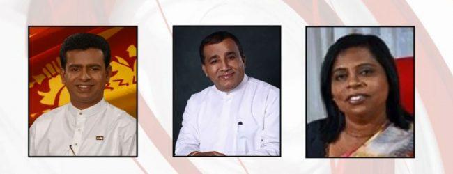 கட்டுநாயக்க விமானநிலைய விருந்தினர் பகுதிக்கு இருவரை அழைத்துச்செல்ல அனுமதி