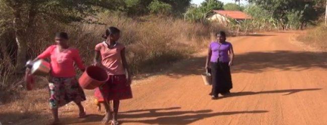வறட்சியால் 6,18,000-இற்கும் அதிகமானோர் பாதிப்பு