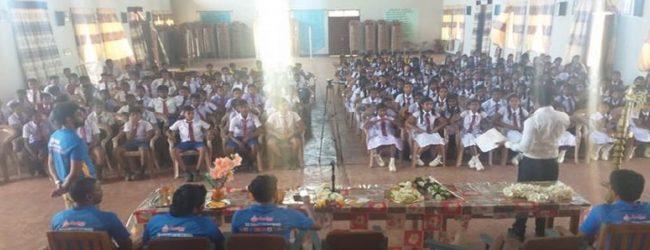 இலட்சிய வரம் 2019: கண்டி மற்றும் மட்டக்களப்பில் நான்காம் நாள் நிகழ்வுகள்
