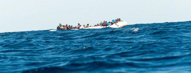 லிபியாவில் புகலிடக்கோரிக்கையாளர்களின் படகு கவிழ்ந்து விபத்து: 150 பேர் பலி