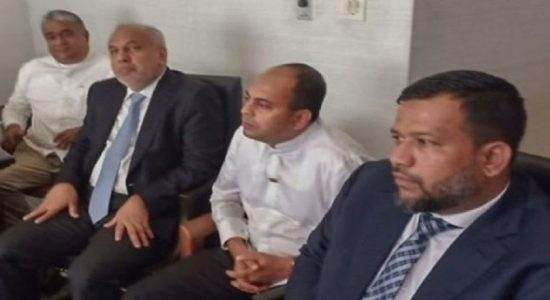 முஸ்லிம் பாராளுமன்ற உறுப்பினர்கள் மீண்டும் அமைச்சுப் பதவிகளை ஏற்கத் தீர்மானம்