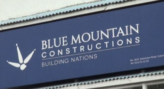 சொத்துக்களை விற்பனை செய்யும் போர்வையில் Blue Mountain நிறுவனம் பாரிய நிதி மோசடி