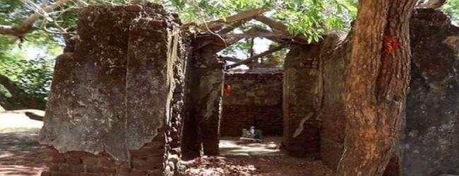 மன்னாரில் கி.பி.13 ஆம் நூற்றாண்டிற்குரிய இந்து ஆலயம் கண்டுபிடிப்பு