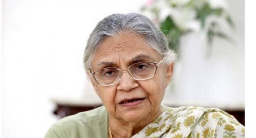 15 ஆண்டுகள் டெல்லி முதல்வராக இருந்த ஷீலா தீட்சித் காலமானார்