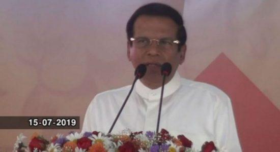 உண்மையான அரசியல்வாதிகளைக் கொண்ட அரசாங்கமே நாட்டைக் கட்டியெழுப்புவதற்கான மார்க்கம் – ஜனாதிபதி