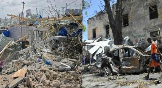சோமாலிய ஹோட்டலில் அல் ஷபாப் பயங்கரவாதிகள் தாக்குதல்: 26 பேர் பலி