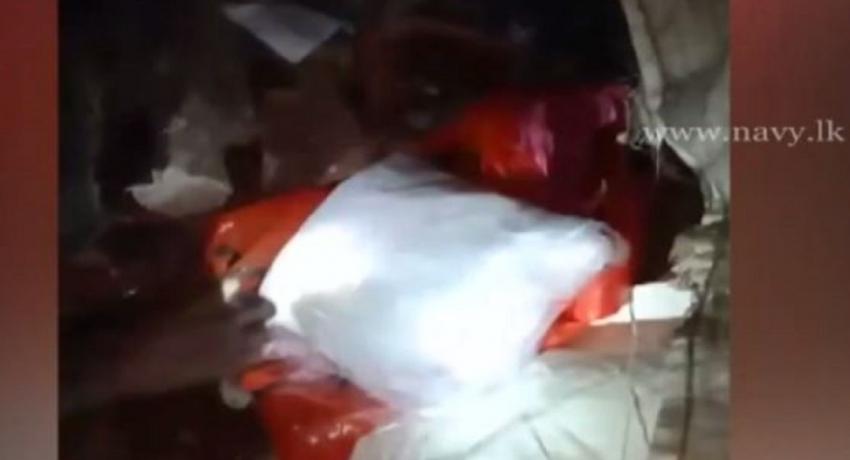 மன்னாரில் கொக்கைன் என சந்தேகிக்கப்படும் 983 கிராம் போதைப்பொருள் கைப்பற்றல்