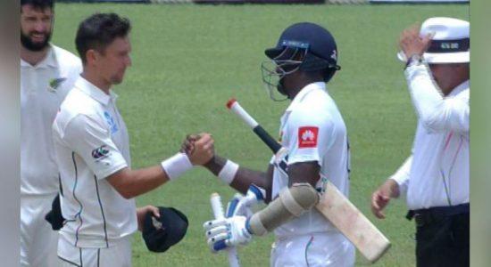 நியூஸிலாந்துக்கு எதிரான டெஸ்ட் போட்டியில் இலங்கை அபார வெற்றி