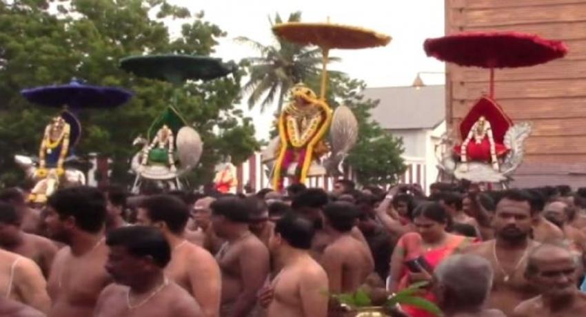 நல்லூர் கந்தசுவாமி ஆலய தீர்த்தோற்சவம் இன்று