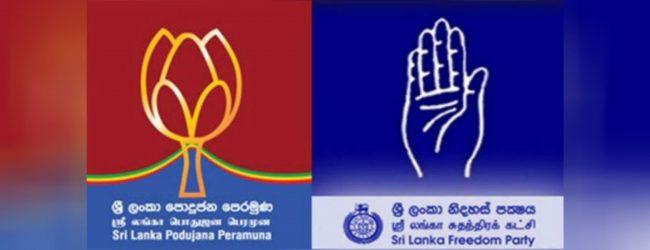 சுதந்திரக் கட்சி – பொதுஜன பெரமுன இடையிலான பேச்சுவார்த்தை இன்று