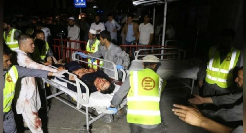 திருமண நிகழ்வொன்றில் தற்கொலைக் குண்டுத் தாக்குதல்; 63 பேர் உயிரிழப்பு