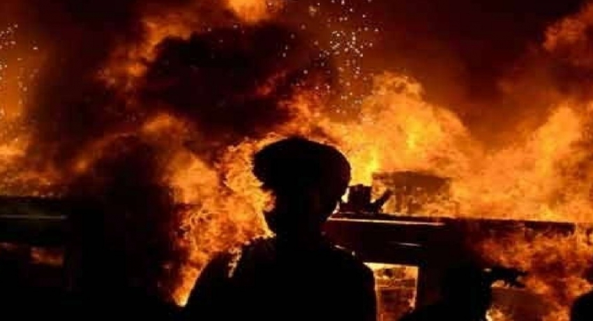 தன்சானியாவில் பெட்ரோல் லொறி வெடித்ததில் 57 பேர் பலி; 65 பேர் காயம்