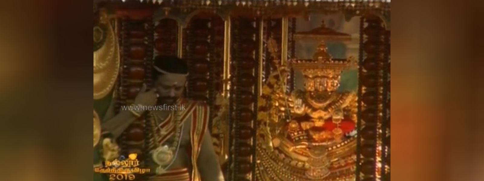 நல்லூர் இரதோற்சவப் பெருவிழா இன்று