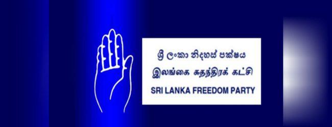 தேர்தல் பிரசார செயற்பாடுகளை ஆரம்பித்த சுதந்திரக் கட்சி