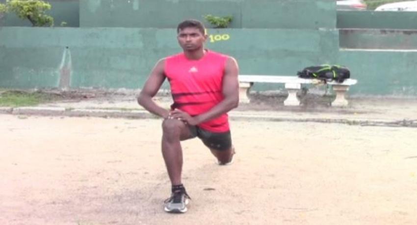 முப்பாய்ச்சலில் தேசிய சாதனை: தெற்காசிய விளையாட்டு விழாவிற்கு தகுதி பெற்றுள்ள சப்ரின் அஹமட்