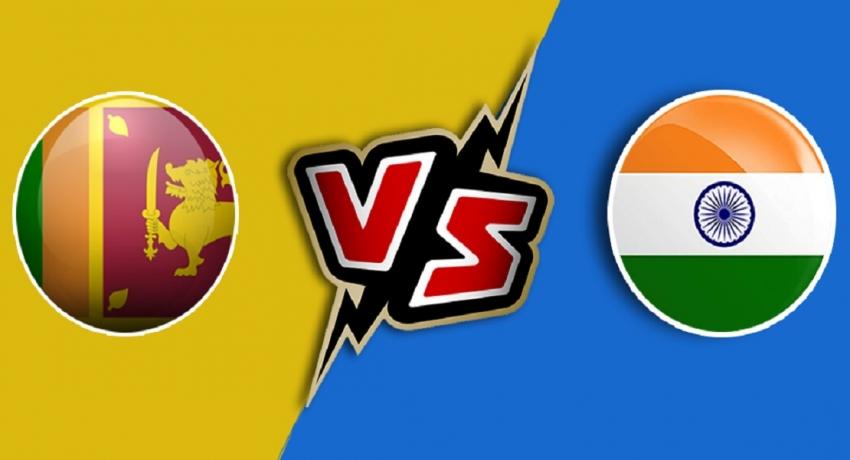 இலங்கை – இந்தியா இடையிலான T20 போட்டி அட்டவணை வௌியீடு