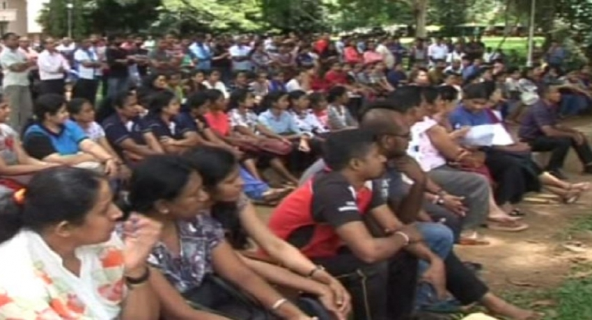 பல்கலைக்கழக கல்விசாரா ஊழியர் பிரச்சினை: அடுத்த வாரம் மீண்டும் கலந்துரையாடல்