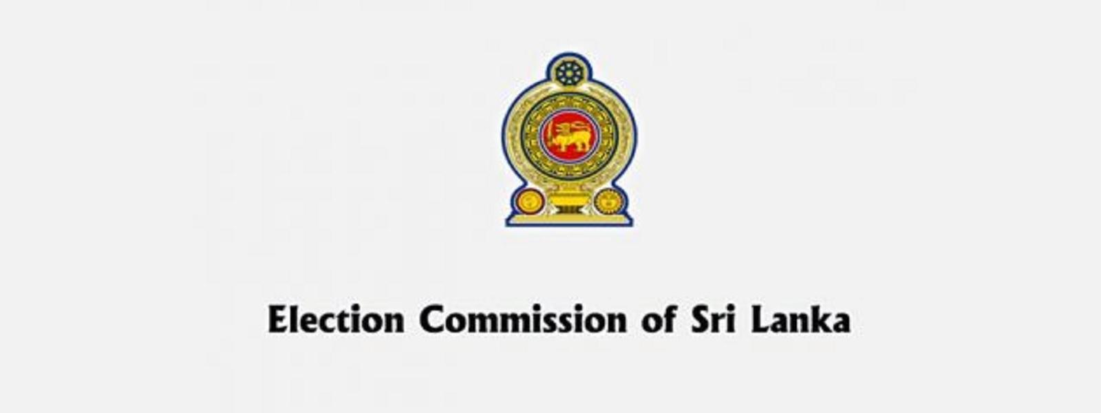7 அரசியல் கட்சிகளுக்கு தேர்தல்கள் ஆணைக்குழு காலக்கெடு