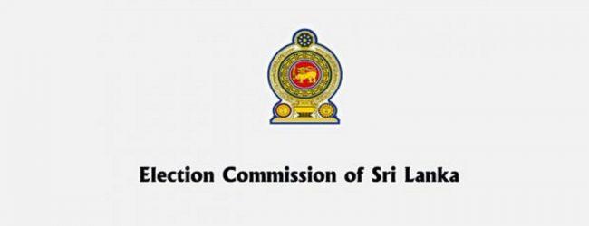 கட்சிகளின் பிரதிநிதிகளுக்கு தேர்தல்கள் ஆணைக்குழு அழைப்பு