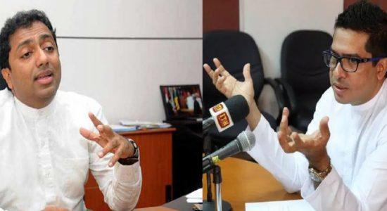 அகில விராஜ் காரியவசத்தின் கடிதத்திற்குசுஜீவ சேனசிங்க பதில்