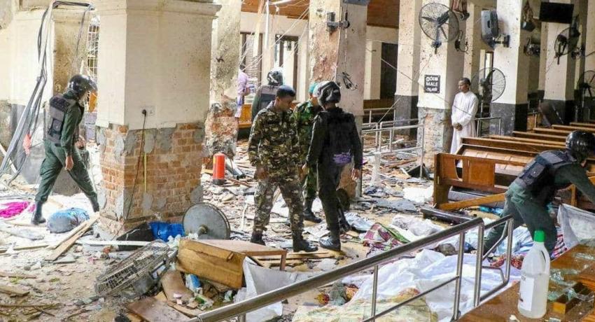 ஏப்ரல் 21 தாக்குதல்; 293 பேர் கைது