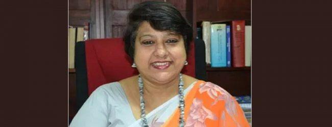 குரல் பதிவினை வெளியிட்ட  நிஸ்ஸங்க சேனாதிபதிக்கு தில்ருக்ஷி டயஸ் பதில்