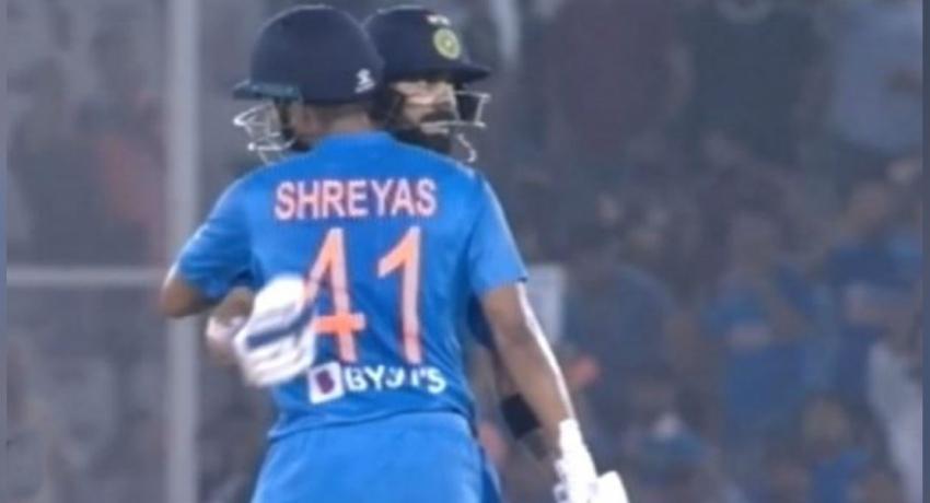தென்னாபிரிக்காவிற்கு எதிரான போட்டியில் இந்தியா வெற்றி