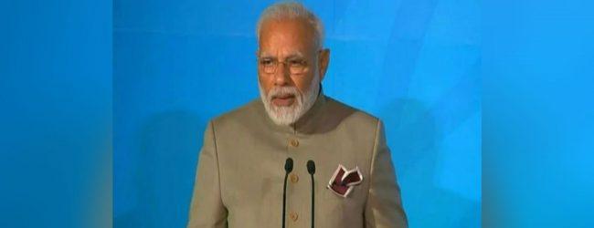2025ஆம் ஆண்டுக்குள் காசநோயை ஒழிப்பதாக மோடி உறுதி