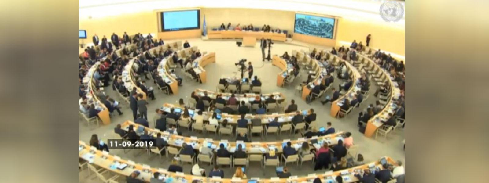 ஷவேந்திர சில்வாவின் நியமனம் குறித்து UNHRC இல் அவதானம்