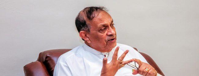 ஜனாதிபதி வேட்பாளராக களமிறக்குமாறு கோரவில்லை: சபாநாயகர் கரு ஜயசூரிய