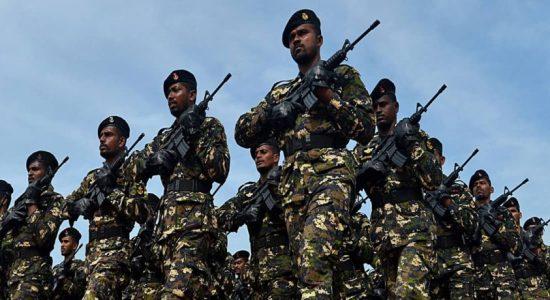 இலங்கை இராணுவத்தின் போர்ப்பயிற்சிகள் ஆரம்பம்