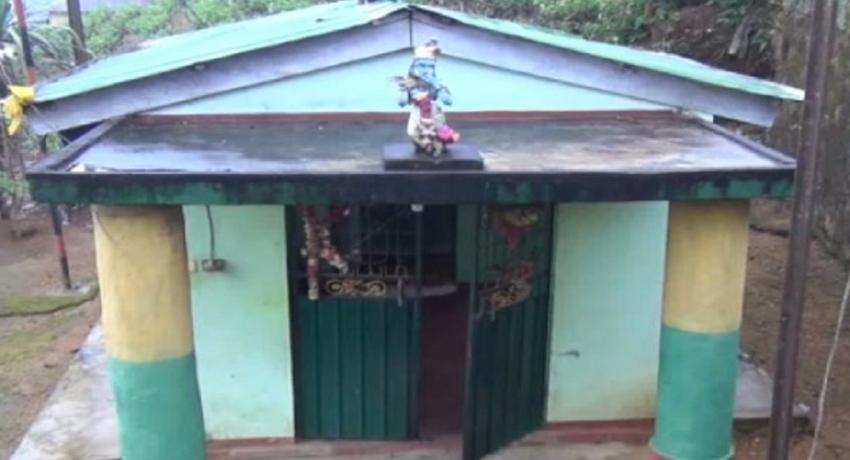 பொகவந்தலாவை, நோர்வூட்டில் கோவில்கள் உடைக்கப்பட்டு திருட்டு