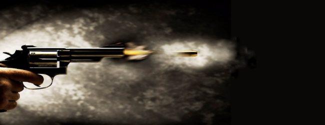 கெக்கிராவயில் தப்பிச்செல்ல முயன்ற சந்தேகநபர் மீது சிறைச்சாலை அதிகாரிகள் துப்பாக்கிச்சூடு