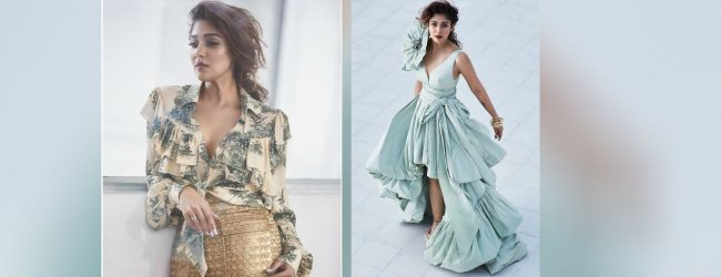 Vogue பத்திரிகை அட்டைப் படத்தில் நயன்தாரா