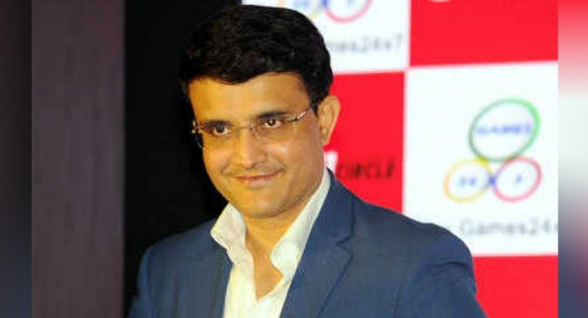 BCCI இன் புதிய தலைவராக சௌரவ் கங்குலி பொறுப்பேற்பு