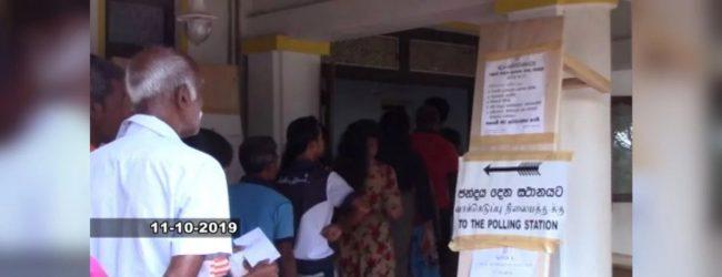 எல்பிட்டிய பிரதேச சபை தேர்தல் நிறைவு: இரவு 10 மணிக்கு முன்னர் முடிவு அறிவிக்கப்படவுள்ளது