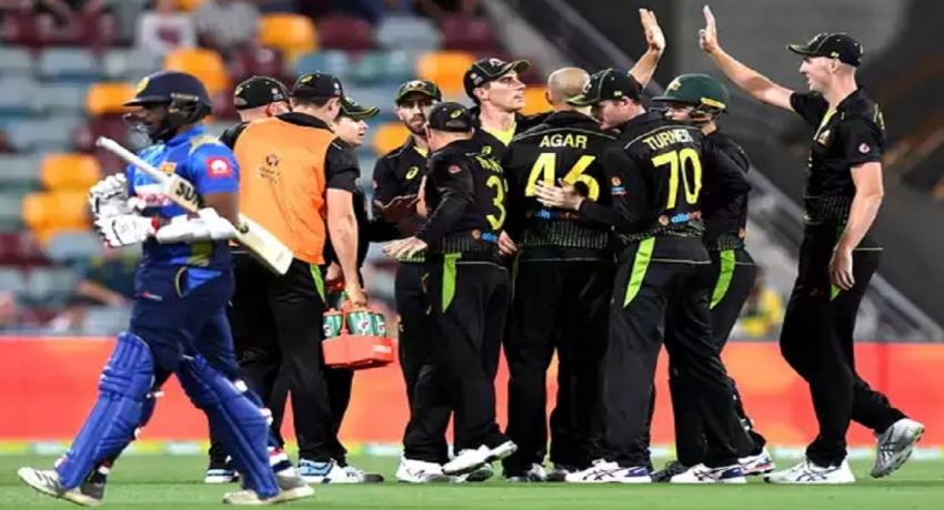 இலங்கைக்கு எதிரான 2 ஆவது T20: தொடரைக் கைப்பற்றியது அவுஸ்திரேலியா