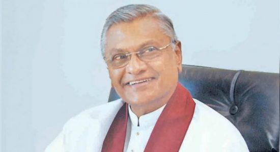 ஜனாதிபதி வேட்பாளராக சமல் ராஜபக்ஸ சார்பில் கட்டுப்பணம் செலுத்தப்பட்டுள்ளது