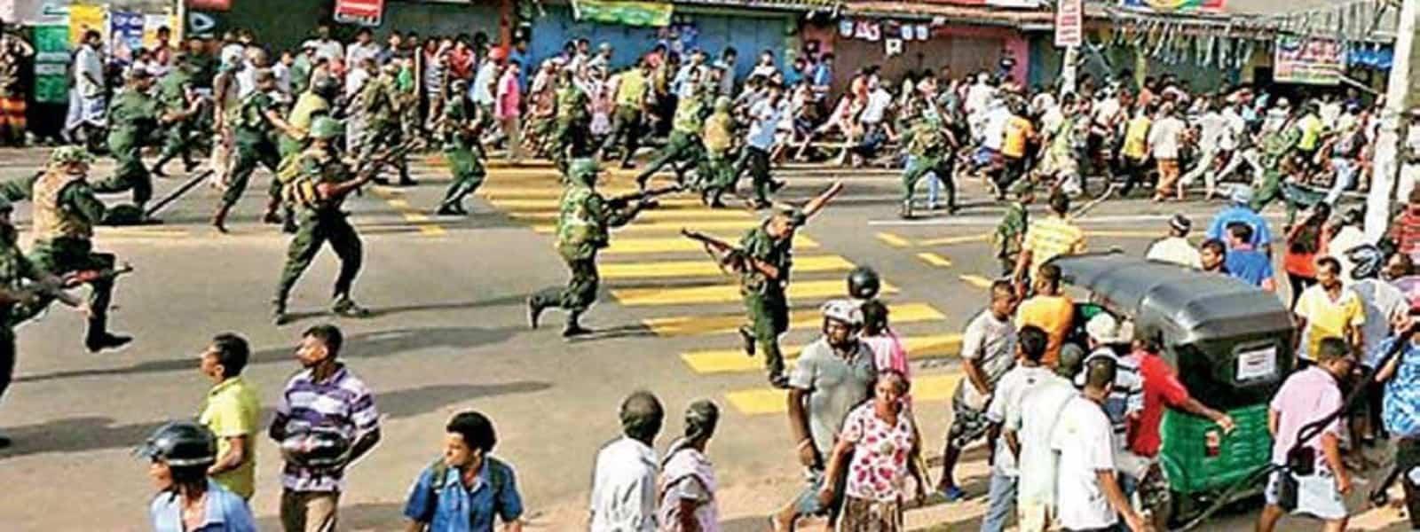 வெலிவேரியவில் ஆர்ப்பாட்டத்தில் ஈடுபட்டவர்கள் கொலை செய்யப்பட்டமை தொடர்பான வழக்கு நிறைவு