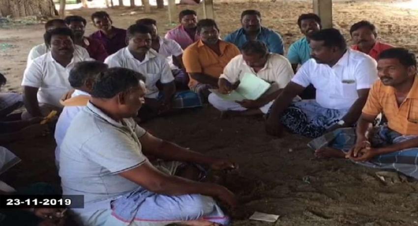 இலங்கை ஜனாதிபதியை சந்திக்க வேண்டும் என தமிழக மீனவர்கள் கோரிக்கை
