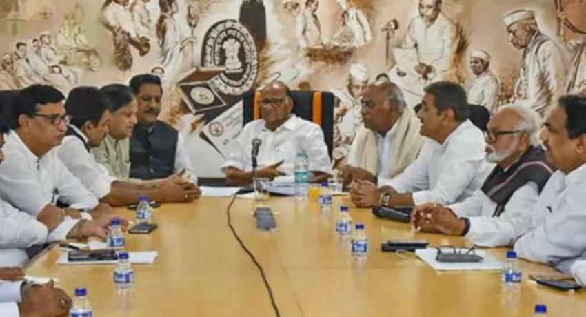 மகாராஷ்டிராவில் குடியரசுத் தலைவர் ஆட்சி அமுல்