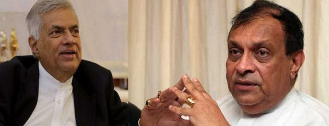 கட்சித் தலைவர், எதிர்க்கட்சித் தலைவர் பதவிகள் தொடர்பில் ரணிலும் கருவும் கலந்துரையாடல்