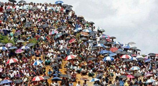 ரோஹிங்யா விவகாரம்: மியன்மார் மீது காம்பியா வழக்குத் தாக்கல்